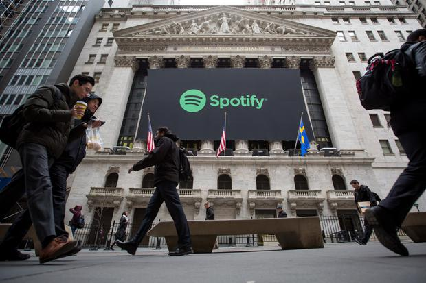 Spotify wants to become the world's largest audio platform. Photo: Michael Nagle/Bloomberg