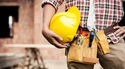 According to the ICTU, the State could be losing up to €240m each year because of bogus self-employment, which is particularly a problem in the construction industry. (Stock image)