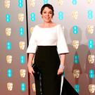 Olivia Colman attending the 72nd British Academy Film Awards Photo credit: Jonathan Brady/PA Wire
