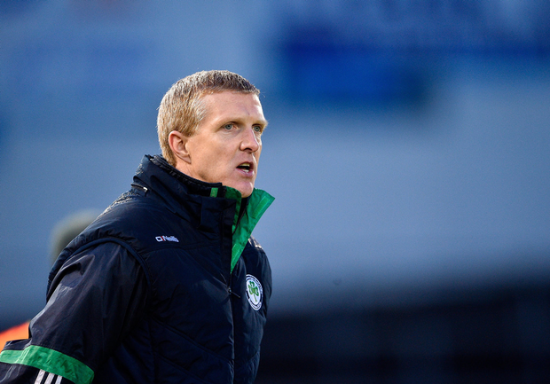Ballyhale Shamrocks manager Henry Shefflin. Photo: Sportsfile