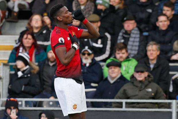 "Pogba: ""Ole helps every player play at their best."" Photo: Getty Images"