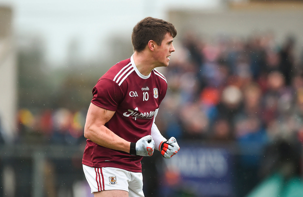 KEY MAN: Galway forward Shane Walsh. Photo by Daire Brennan/Sportsfile
