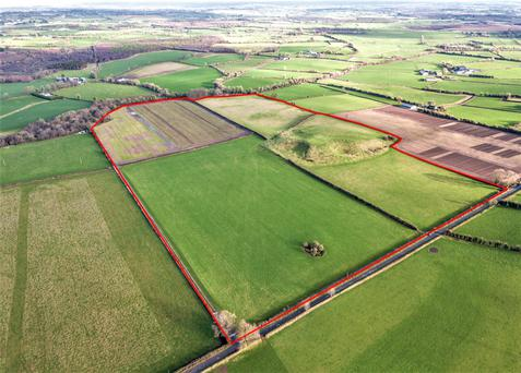 A 33ac grass and tillage farm at Annaharvey near Tullamore is for sale with a guide price of €270,000-€300,000