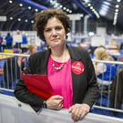 Claire Hanna has criticised the SDLP's partnership with Fianna Fail (Liam McBurney/PA)