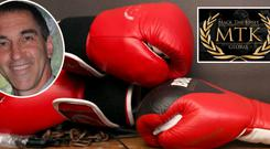 MTK Global president Bob Yalen (inset) has confirmed the company's media ban in the Republic of Ireland has been lifted
