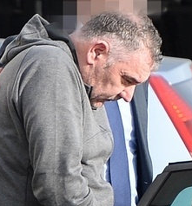 Caught: Declan Brady was one of the financial masterminds for the Kinahan cartel