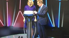Claire Byrne finds out her metabolic age live on RTE TV