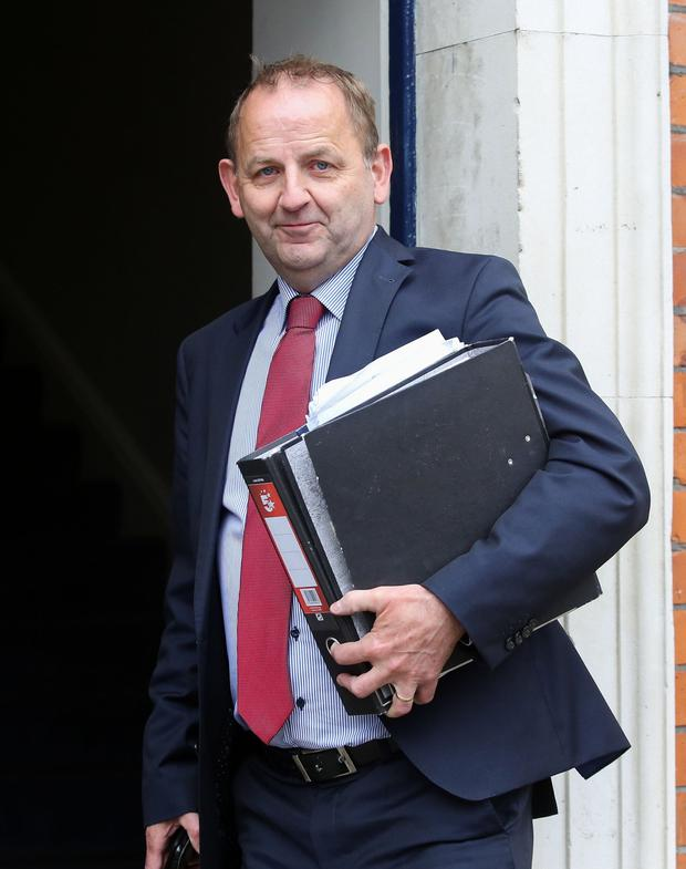 Ex sergeant and whistleblower Maurice McCabe. Picture: Collins