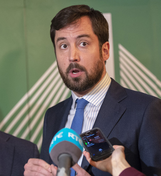 Housing Minister Eoghan Murphy. Picture: Ciara Wilkinson