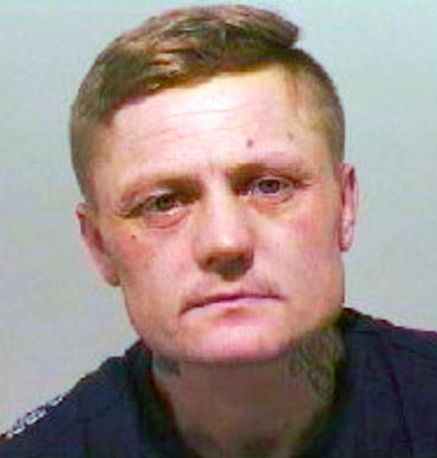 William Trotter, 37, who appeared at Newcastle Crown Court on February 4 Photo credit: Northumbria Police/PA Wire