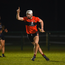 Chris O'Leary of UCC celebrates after scoring his side's second goal during the Electric Ireland Fitzgibbon Cup Semi-Final match between University College Cork and DCU Dóchas Éireann at the WIT Sports Campus in Carriganore, Waterford. Photo by Harry Murphy/Sportsfile
