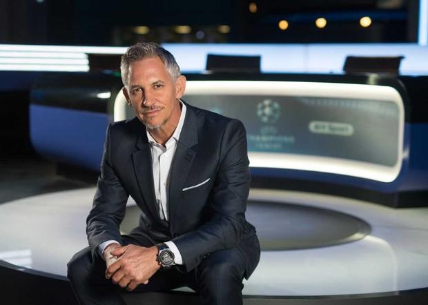 Gary Lineker believes Declan Rice has a big future with England