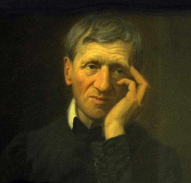 Instrumental figure: Cardinal John Henry Newman moved to Ireland in 1851 to be rector of the Catholic University, which later became UCD
