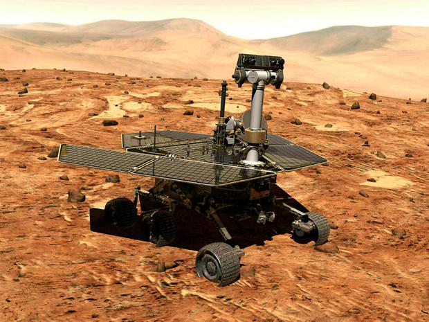 Mars rover Opportunity declared dead after 15 years of scientific exploration