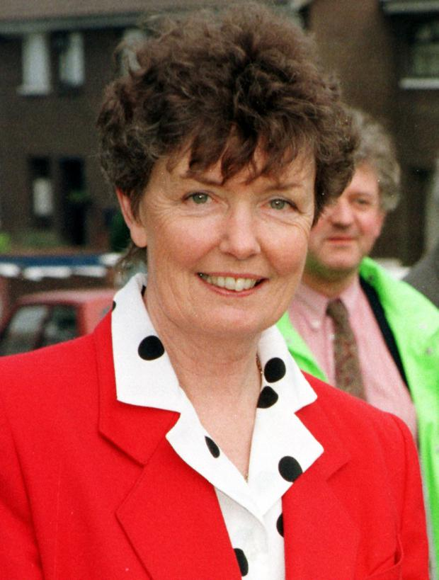 Nora Bennis died at the age of 78. She was a prominent anti-abortion and family values activist from Limerick. Picture:Press 22