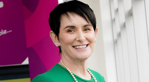 Eir's CEO Carolan Lennon. Photo: Chris Bellew / Fennell Photography