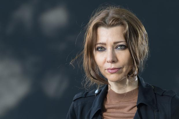 Fury of the ultranationalists: in 2006 Shafak was prosecuted for 'insulting Turkishness' in her book The Bastard of Istanbul
