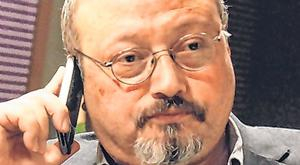 Killed: Jamal Khashoggi was a Saudi Arabian dissident journalist who was killed and dismembered by a hit team from the kingdom in Istanbul. Photo: Virginia Mayo