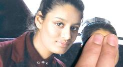 War: Shamima Begum 'was not fazed' when she saw a severed head. Photo: AFP