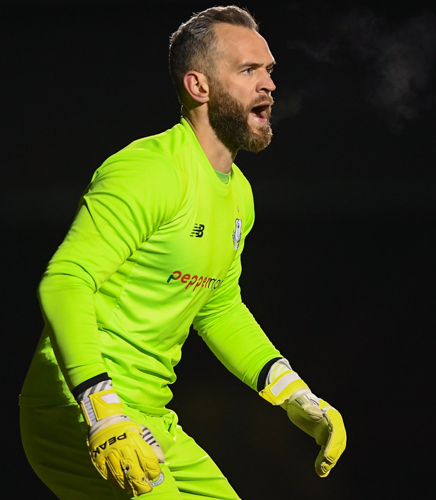Alan Mannus knows what it takes to win trophies. Photo: Sportsfile