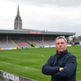 Keith Long will preside over Bohs' season and is prepared for difficult challenges ahead