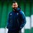 Defence coach Andy Farrell during an Ireland rugby open training session at the Aviva Stadium in Dublin Photo by Seb Daly/Sportsfile