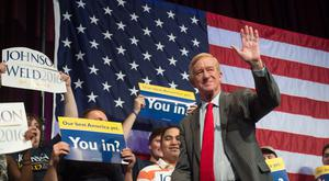 Challenger: Bill Weld said it is time for US citizens to take a stand. Photo: Getty