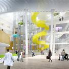 Design: An artist's impression of the atrium in the new National Children's Hospital to be built in Dublin