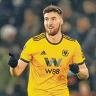 Wolverhampton Wanderers' Matt Doherty. Photo: Andrew Boyers/Action Images via Reuters