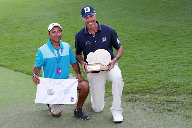 Kuchar addresses criticism, apologies to sub-caddie