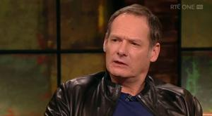 Mark Lester on The Late Late Show, RTE One
