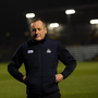 Cork manager John Meyler walks the pitch before the Allianz Hurling League Division 1A Round 3 match between Cork and Clare at Páirc Uí Rinn in Cork. Photo by Piaras Ó Mídheach/Sportsfile