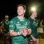 Connacht moved into the PRO 14 playoff places with a crucial win . Photo by Harry Murphy/Sportsfile