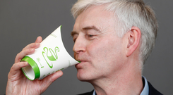Tommy McLoughlin, CEO of Butterfly Cup