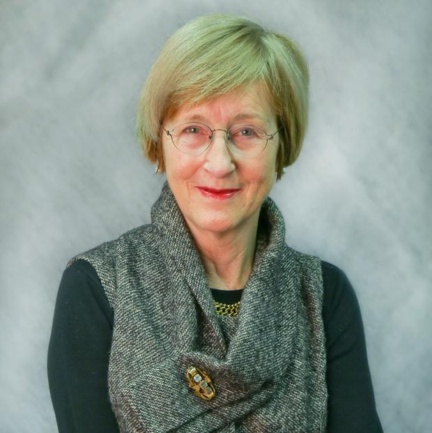 Dame Frances Cairncross, a former editor for The Economist and columnist for The Guardian.