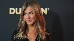 50th the new 21st: Jennifer Aniston celebrated her 50th in grand style. Picture: Reuters