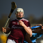 17 February 2019; Joe Canning of Galway in action against Seán Moran of Dublin during the Allianz Hurling League Division 1B Round 3 match between Galway v Dublin at Pearse Stadium in Salthill, Galway. Photo by Harry Murphy/Sportsfile