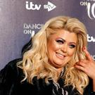 Gemma Collins was eliminated from Dancing On Ice (David Parry/PA)