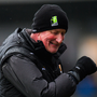 Kilkenny manager Brian Cody reacts