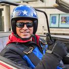 BBC handout photo of Matt LeBlanc on Top Gear (Mark Yeoman/BBC)
