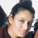 Shamima Begum in a photo provided by her family