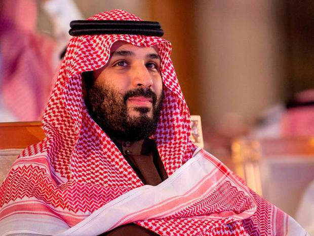 Prince Mohammed was reported to be keen on bidding for United (STRINGER/AFP/Getty)