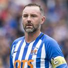 Kilmarnock's Kris Boyd (Photo by Jeff Holmes/PA Images via Getty Images)
