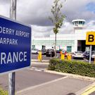 City of Derry Airport is reviewing its options to replace its route to Stansted after the collapse of flybmi (PA Archive)
