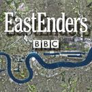Handout photo issued by BBC of the EastEnders logo (BBC)