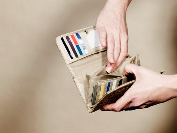 The number who battle to make ends meet, despite good salaries, is growing. Stock photo: GETTY
