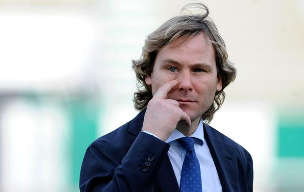 Pavel Nedved vice chairman of Juventus. Photo: Marco Rosi/Getty Images for Lega Serie A