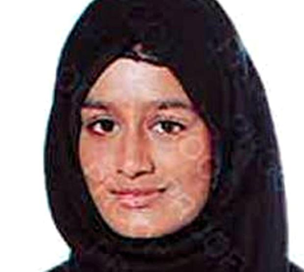Shamima Begum spoke about Manchester Arena attack. Photo: Metropolitan Police/PA