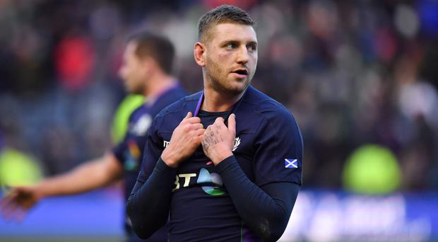 Finn Russell ruled out of Scotland's Six Nations clash with France