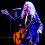 US singer-songwriter Patti Smith performs in Tivoli Vredenburg in Utrecht on January 27, 2019. (Photo by Paul Bergen / ANP / AFP) / Netherlands OUT (Photo credit should read PAUL BERGEN/AFP/Getty Images)